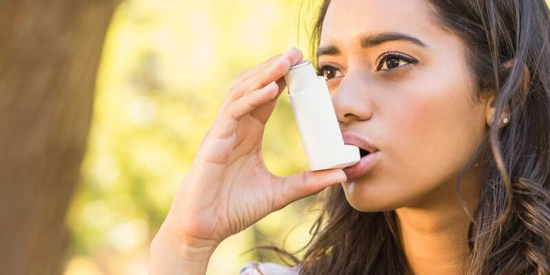 stem cell therapy heals asthma